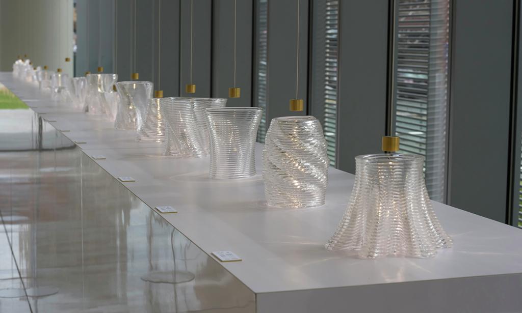3D-принтер от MICRON3DP для стекла с толщиной слоя 100 микрон
