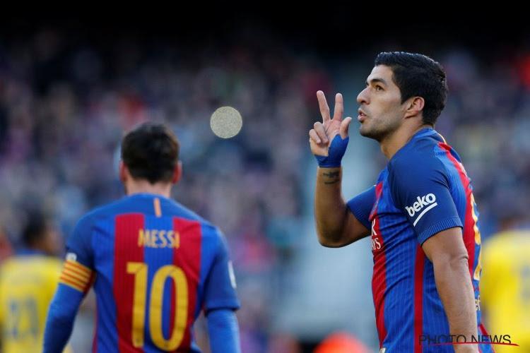Het lijkt zó simpel: Enkele goals uit het boekje en zo eet Barcelona ook zonder bankzitter Neymar Las Palmas makkelijk op (mét beelden)
