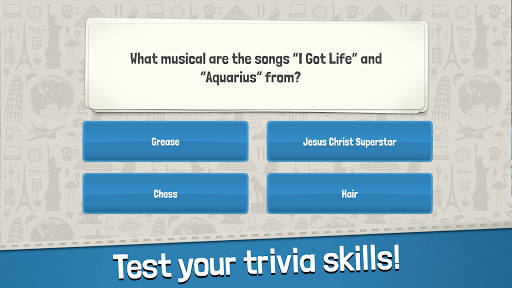 Backpackeru2122 - Travel Trivia Game 1.4.6 screenshots 2