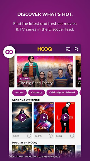 HOOQ 2.8.3-b659 screenshots 1