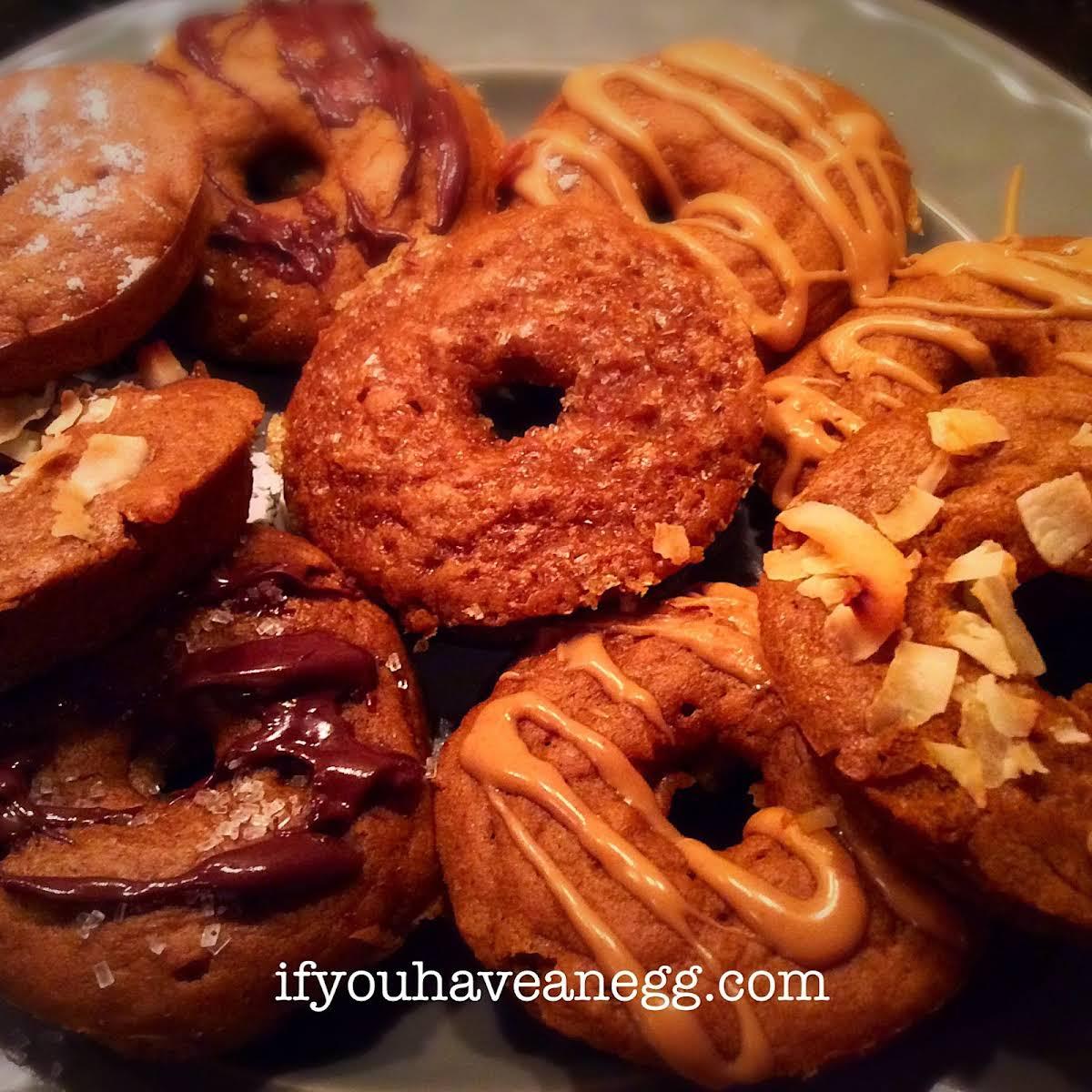 Mini Pumpkin Muffins With Cake Mix