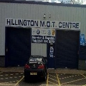Hillington MOT Centre