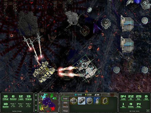 Land Air Sea Warfare RTS 1.0.21 screenshots 10