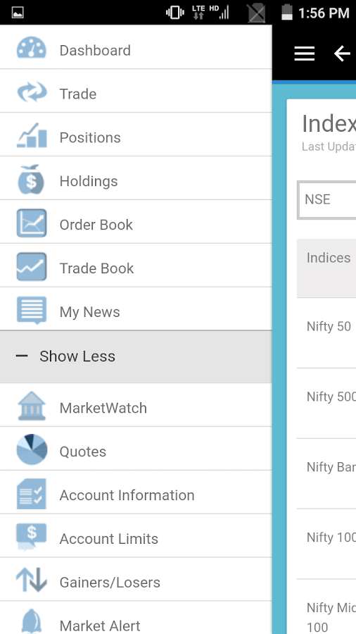 B N Rathi Mobile E-Trading- screenshot