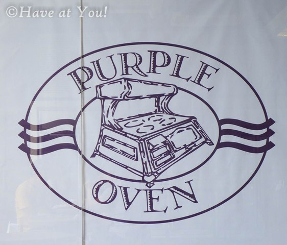 Purple Oven logo