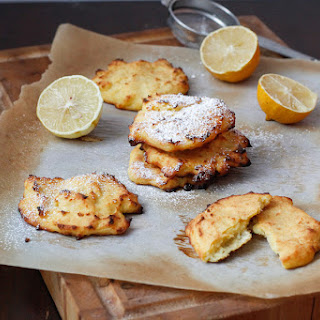 Lemon Ricotta Pancakes (Gluten-Free, Baked) Recipe
