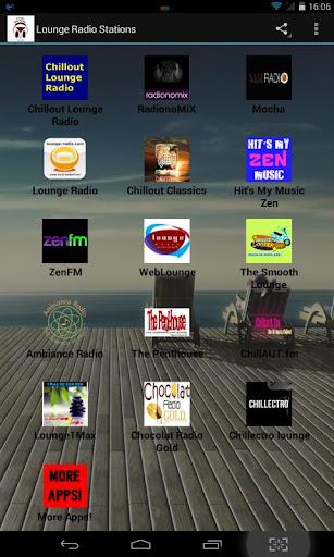 Lounge Radio Stations