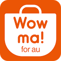 WALLET ポイントが貯まる「Wowma! for au」 icon