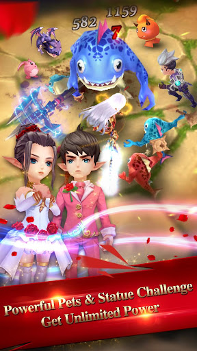 Paradise War-Battle Royale Screenshot