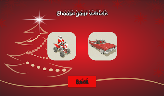 Christmas Traffic Racer Santa Claus Driving 3D Screenshot