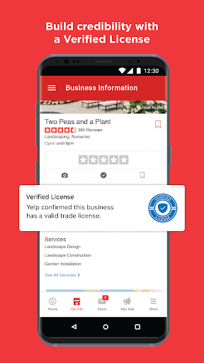 Yelp for Business Owners screenshots 5