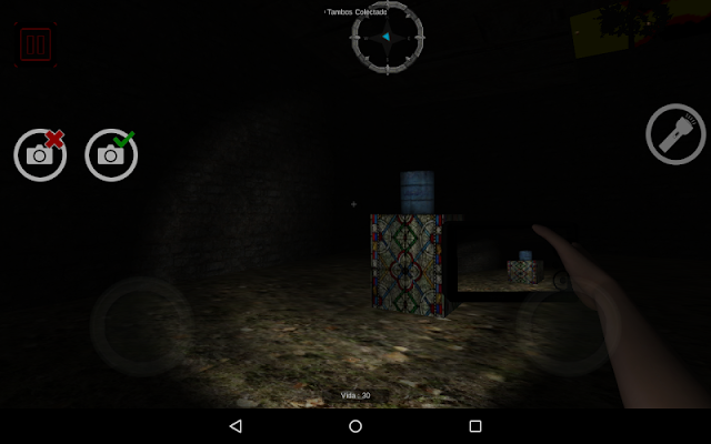 TERROR IN FOREST - screenshot
