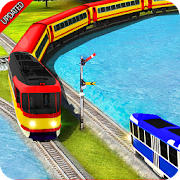 Train Racing Simulator 3D
