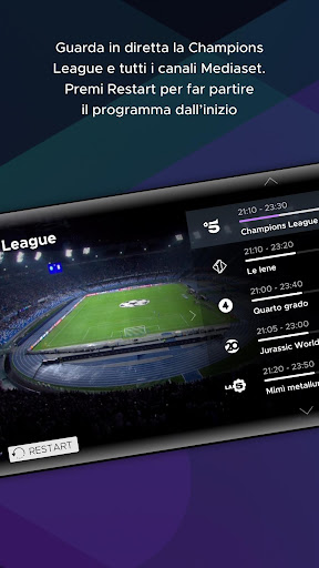Mediaset Play 5.3.1 Screenshots 3