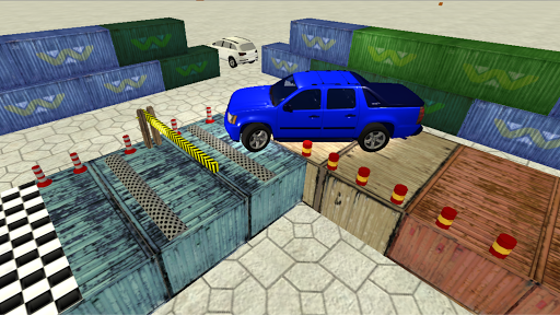 Extreme Sports Car Parking Game: Real Car Parking 1.3 screenshots 2