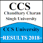CCS University Results 2018 APK icon