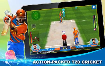Gujarat Lions T20 Cricket Game 2.0.43 screenshot 1605615