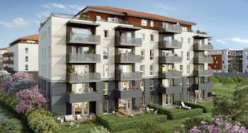 Appartement 4 pièces 86,65 m2