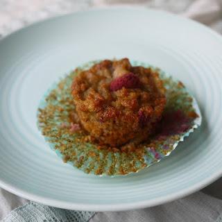 Raspberry Pear Muffins