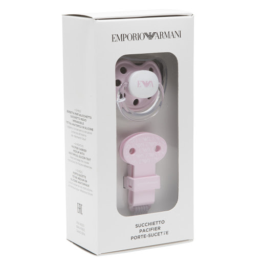 Primary image of Emporio Armani Dummy & Clip Set