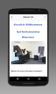 Reitsimulator München- screenshot thumbnail
