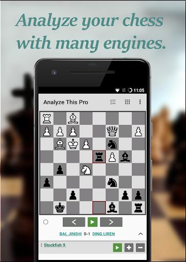 Chess - Analyze This (Pro)  screenshots 1
