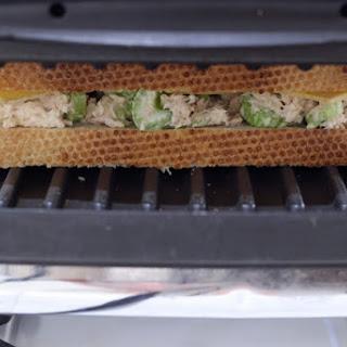 Easy Tuna Melt Sandwiches.