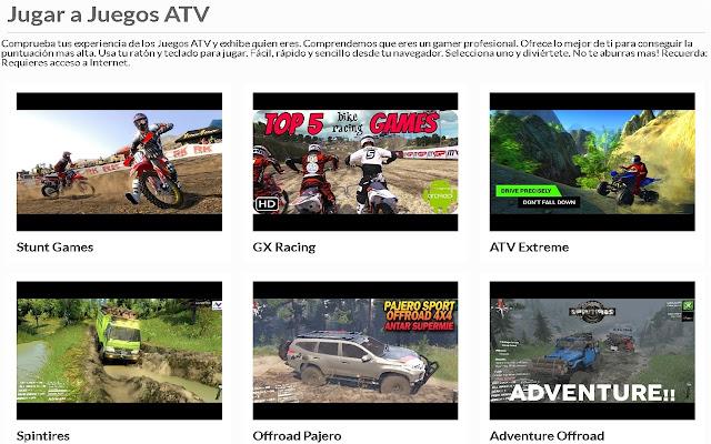 Juegos ATV   AppBack.pw