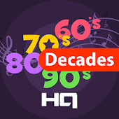 Radio HQ Decades