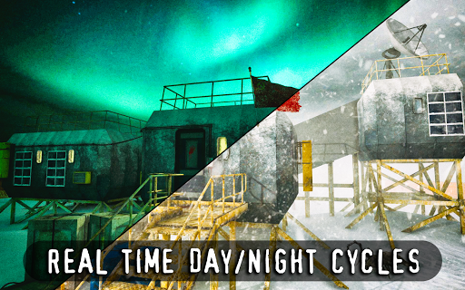 Antarctica 88: Scary Action Survival Horror Game 1.2.5 screenshots 11