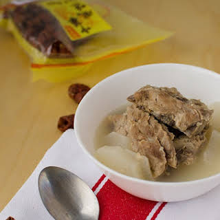 Soup With Pork Bones Recipes.
