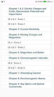 Class 12 Physics Notes for PC / Windows 7, 8, 10 / MAC Free Download