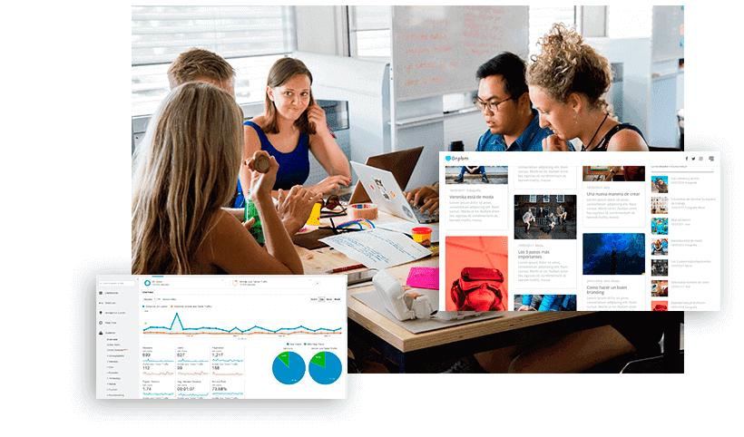 Herramientas de marketing de diseño web
