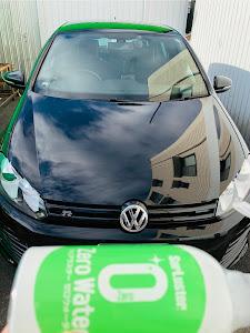 ゴルフ R  2011の洗車のカスタム事例画像 Harry Gianさんの2019年01月21日15:39の投稿