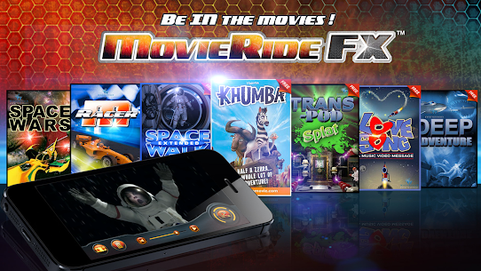 MovieRide FX App Download For Android and iPhone 1