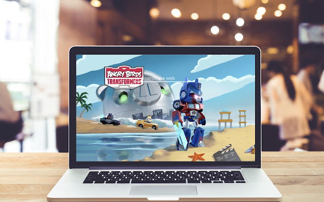 Angry Birds Transformers Wallpaper Game Theme