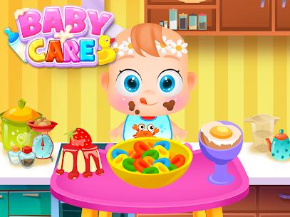 My Baby Care – Newborn Babysitter & Baby Games 4