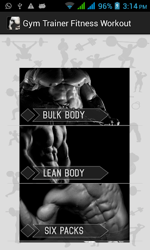 Gym Trainer Fitness Workouts