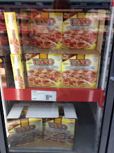 Photo: I've never had UNO pizza but it looks good for a thin pizza lover.