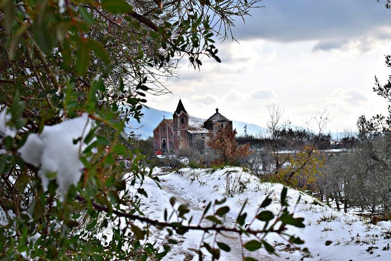La prima neve dell'anno di ladonofrio_