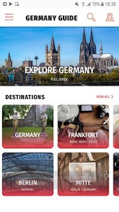 ✈ Germany Travel Guide Offline - náhled