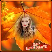 Leaf Photo Frames
