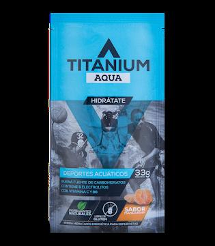 Hidratante Titanium Agua