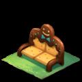 ジンジャーベンチ(クッキー)