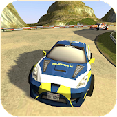 Rally Simulator Fast Racing
