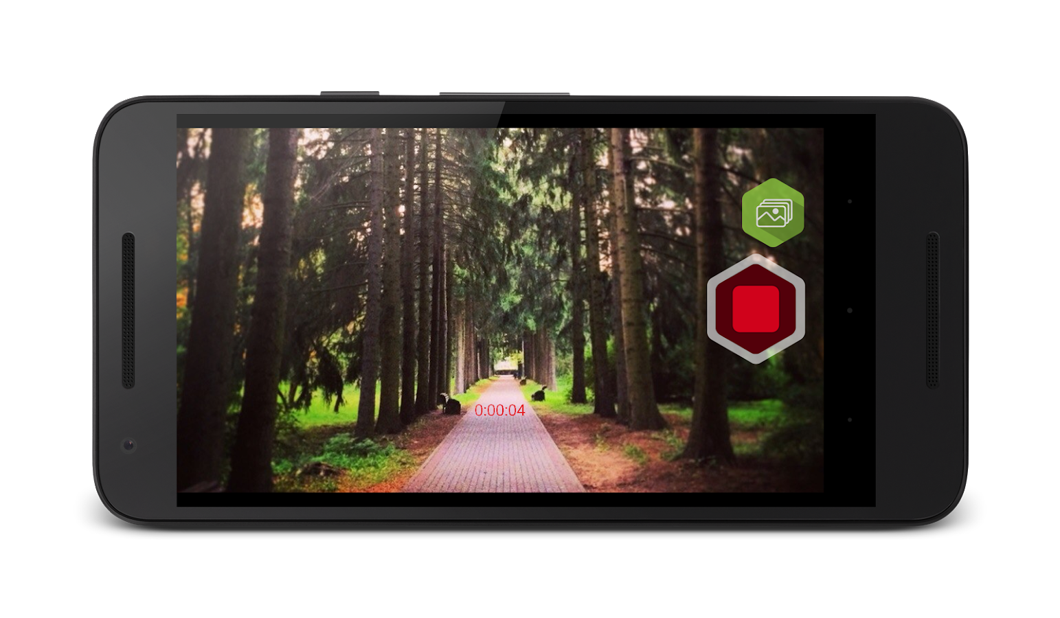 Smart HD Camera & Filters- screenshot