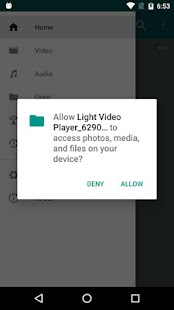 Light Video Player - Made in India - náhled