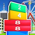 Brick Merge 3D icon