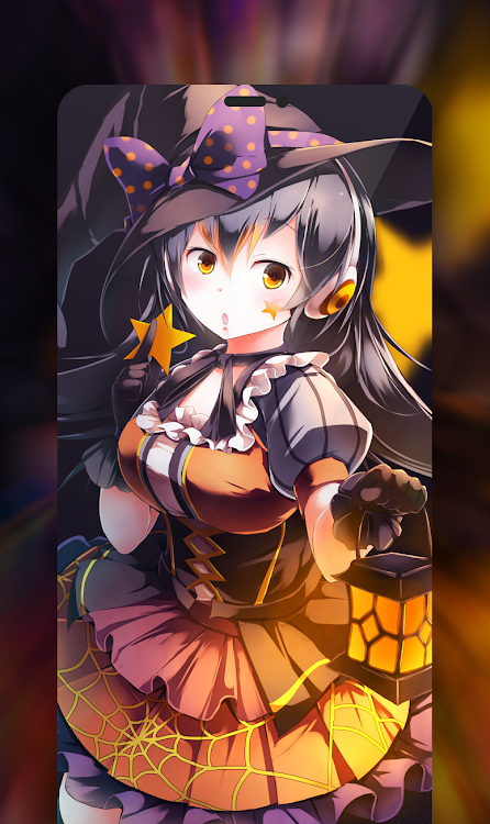 Anime Halloween Wallpaper Android Apps Appagg