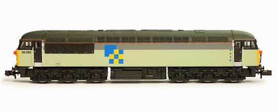 Photo: 2D-004-008 Class 56 (Doncaster)